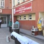 TATVAN DEVLET HASTANESİ (ESKİ SSK)
